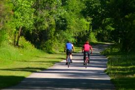 Withlacoochee State Forest Croom Off-Road Bicycle Trails have been Declared one of the ''10 Coolest Places in North America'' by the World Wildlife Fund