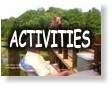 Activities along the Withlacoochee River at Riverside RV Park Bushnell